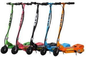 Neon Rocket 24v Ultimate Kids Electric Scooter