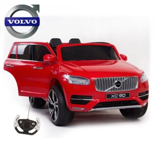 kids 12v volvo xc90 electric 4x4 ride on jeep kids electric cars. Black Bedroom Furniture Sets. Home Design Ideas