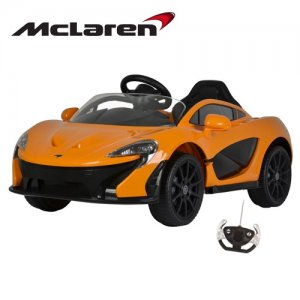 Licensed Kids 12v Electric Mclaren P1 Ride On Supercar