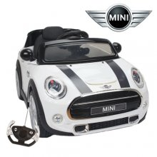 12v Official Mini Convertible Sit-in Battery Car with Remote