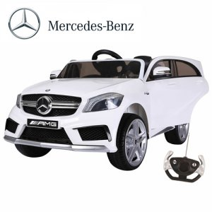 Licensed Mercedes A45 Kids 12v Hot Hatch Electric Ride On Car