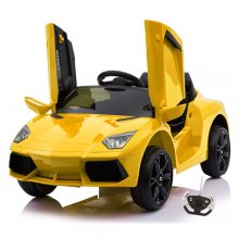 Kids Lambo Style Electric 12v Roadster Hypercar with Doors