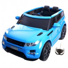 Blue Limited Edition Large HSE Range 12v Jeep