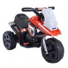 Kids 6v Electric Ride On Racing Trike