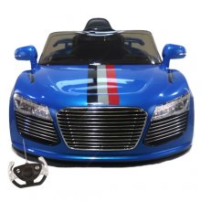 12v Ride On R8 Style Metallic Paintwork Style Car with Remote