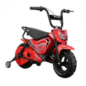 Kids 24v Off Road Mini Training Dirt Bike