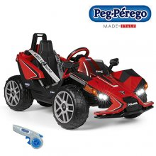 Peg Perego 12 Volt Sling-Shot Sports Car with Remote Control