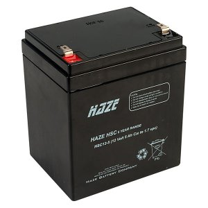 Replacement Rechargeable 12V 5.4AH Battery for 24v Scooters