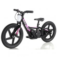 Kids Pink Revvi XL Grande Premium 24v Electric Balance Bike