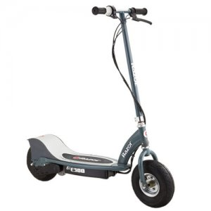 Grey Razor E300 Electric Scooter