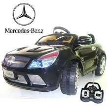 Black 6V Mercedes Benz Electric AMG SL65 Luxury Kids Ride On
