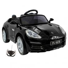Porsche Carrera Style Kids Ride On 12v Electric Car