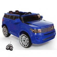 12v Blue Vogue Style Electric Kids Ride On SUV