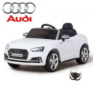 12V Licensed Audi S5 Cabriolet Kids Ride On Car