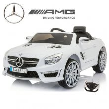 Kids 12v Licensed Mercedes SL63 Ride On Sports Car