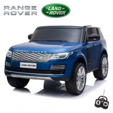 Licensed 24v Blue Range Rover Vogue Premium Kids Ride On Jeep