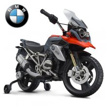 Premium BMW 1200GS 12v Kids Ride On Motorbike