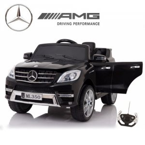 Kids 12v Mercedes AMG ML350 SUV with Remote