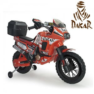 Official Dakar Rally Kids 6v Ride On Kids Motorbike
