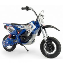 Injusa Premium 24v Off Road Scrambler Moto X Kids Bike