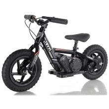 Kids Revvi Black 24v Mini Electric Off Road Bike