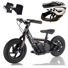 24v Kids Revvi Off Road Motorbike w/ Helmet & Gloves