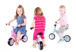 Little Toddlers Balance Bikes