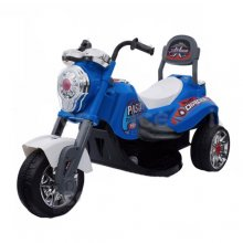 Kids Ride On 6v Electric Lowrider Cruiser Bike