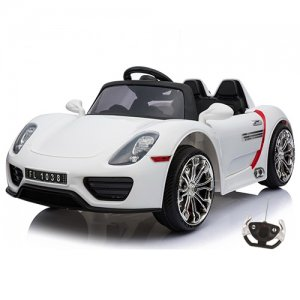 12v Porsche 918 Supercar Style Kids Ride On Car