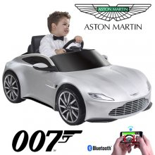 Licensed James Bond 6v Aston Martin DB10 Kids Ride On Car