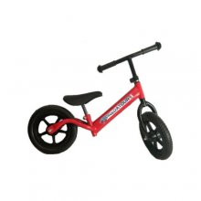 Kids Fun BMX Style Red Balance Bike