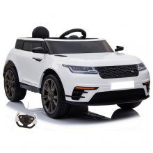 Range Rover Velar Style White 12v Kids Ride On Jeep