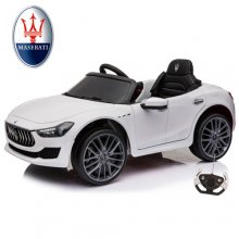 Official Maserati Ghibli 12v Kids Ride On Roadster Car