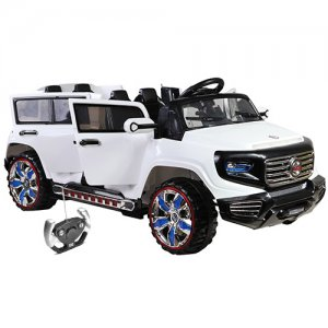 Large 12v 4 Door Kids Electric SUV With Remote Control