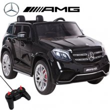 Licensed 24v 4WD 2 Seater Big Mercedes GLS AMG Jeep & Remote