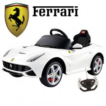 Ferrari F12 Berlinetta 12V Licensed Ride on Sports Car