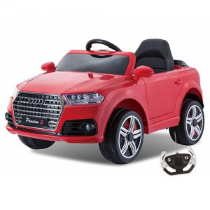 12v Audi Q5 Style Mini SUV with Opening Doors