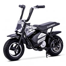 12v Retro Dirt Bike Style 250W Kids Ride On Off Road Motorbike