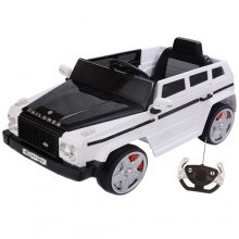 Custom Street Style SUV Kids 12v Jeep with Remote