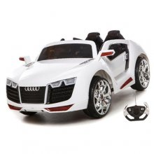 Street Racer Audi Sports Style 12v Electric Kids Car