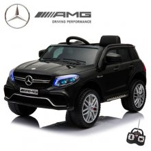 Mercedes 12v GLE63 Kids Compact Black Ride On Jeep