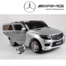 Official Mercedes ML63 Special Edition EVA Tyres 12v Jeep