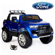 Premium Blue 2019 Kids Ford Ranger 12v Jeep with Touchscreen