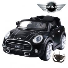 6v Licensed Mini Cooper with Remote Control