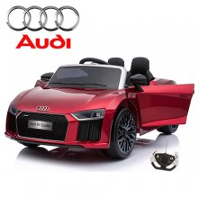 Limited Edition Metallic Red Official 12v Audi R8 Roadster