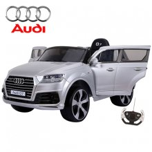 12v Limited Edition Licensed Audi Q7 with EVA Tyres