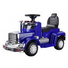 6v Sit On Toddlers Electric Truck with Remote, Lights & MP3