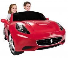 Licensed 12v Feber Ferrari Ride-on Electric Car