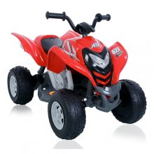 6v Honda Style Kids Red Ride On ATV Quad Bike