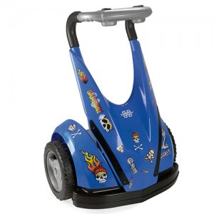 Blue Famosa Dareway Kids 12v Ride On